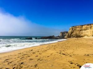 Panther Beach e sua beleza inegável