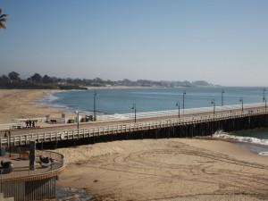 Cowell Beach Fonte: santacruz.org