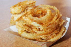 Onion Rings Fonte: Site Oficial NY Burger Co.