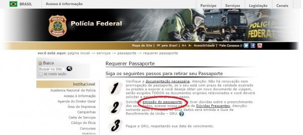 Fonte: www.pf.gov.br