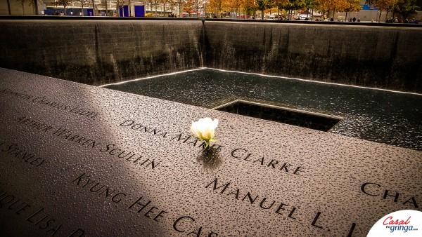 Uma das fontes do Memorial