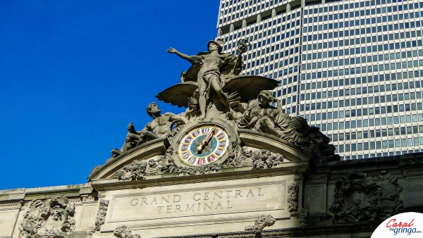 Fachada do Grand Central Terminal