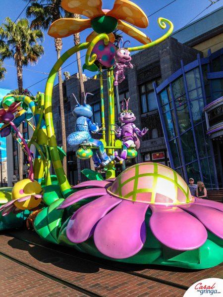Parada da Pixar no California Adventure