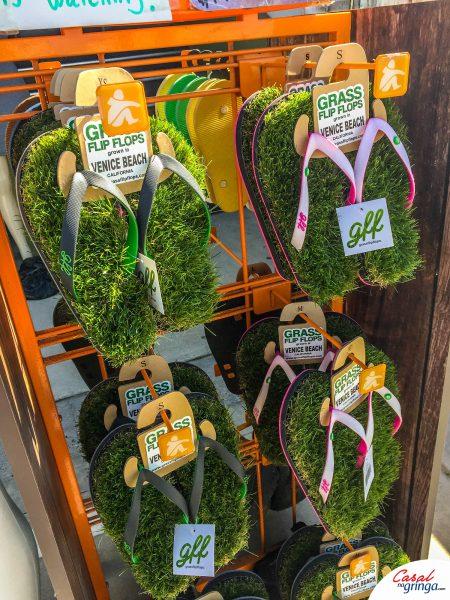 Algumas Esquisitices vendidas em Venice