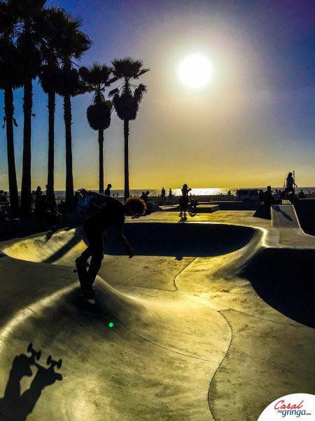 Pista de Skate em Venice