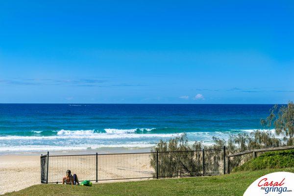 Sunshine Beach - O quintal da nossa casa