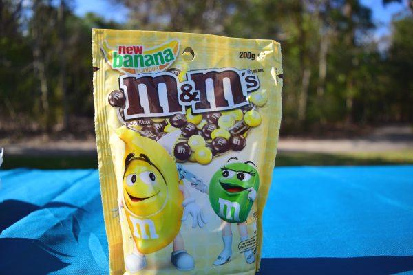 M&M de Banana