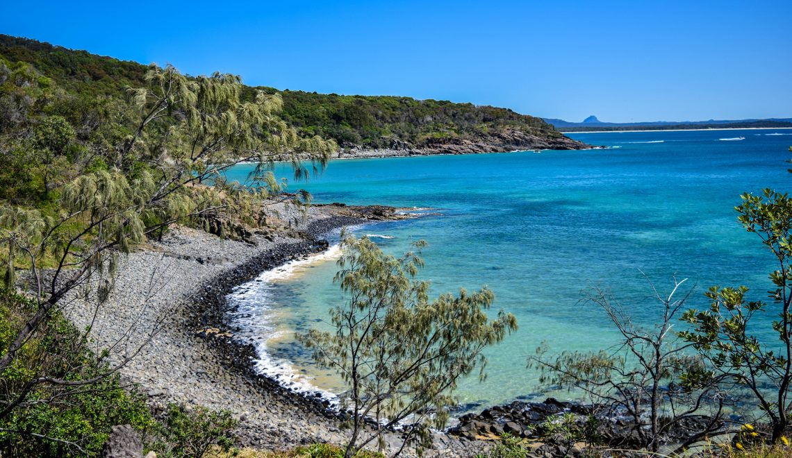 5 lugares imperdíveis em Sunshine Coast